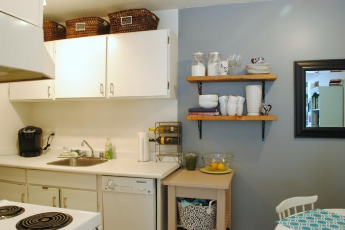 Küchen Wandfarben Beispiele Kreativ On Andere überall Wandfarbe Küche Auswählen 70 Ideen Wie Sie Eine Wohnliche 7