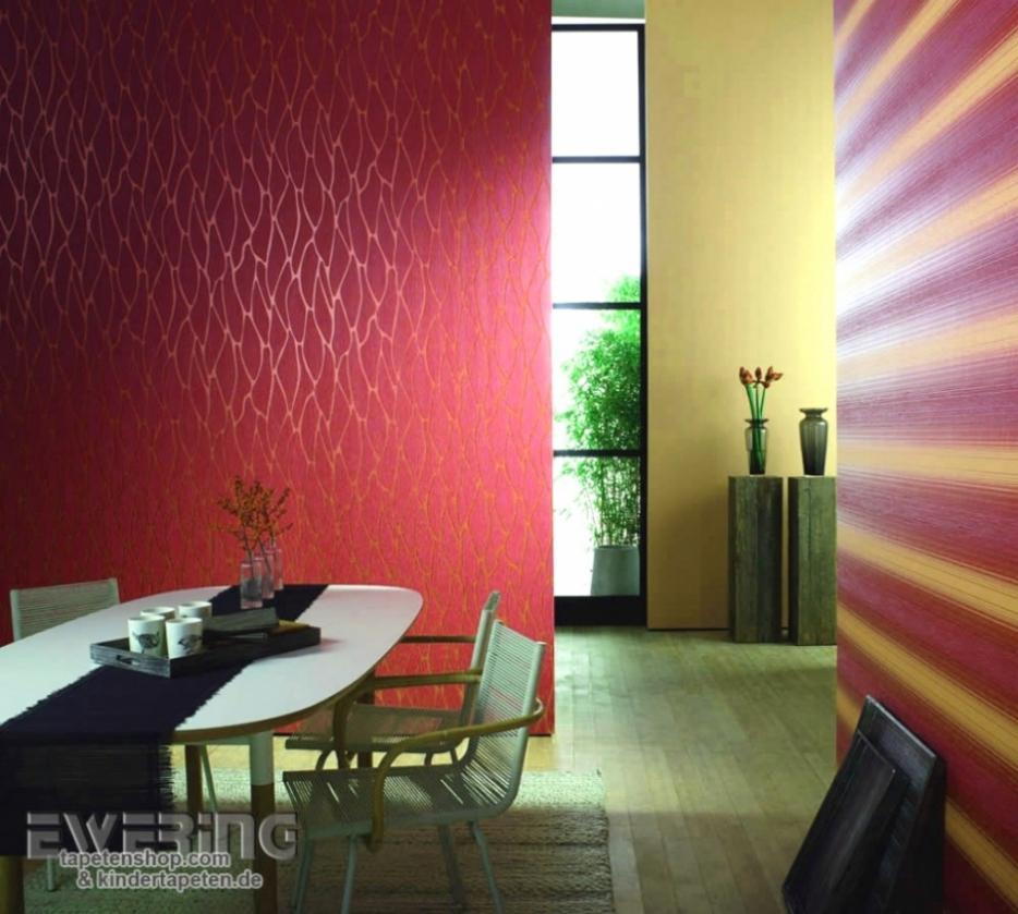 Lila Goldene Wand Streichen Einfach On Andere Für Wohndesign Elegant Einfaches 5