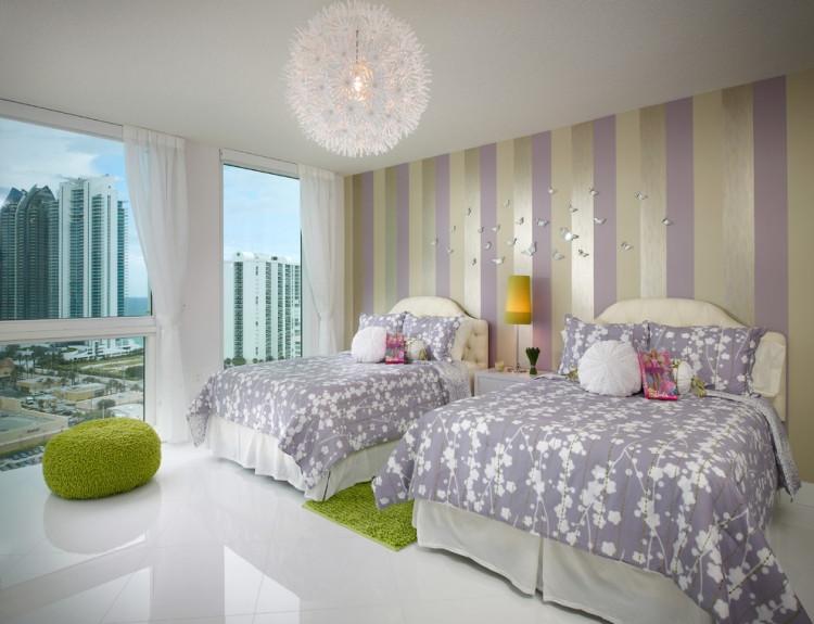 Lila Goldene Wand Streichen Modern On Andere Innerhalb 17 Schlafzimmer Fur Originelle Rot 6