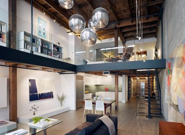 Loft Einrichten Beispiele Kreativ On Andere Innerhalb 55 Ideen Wohnung 1