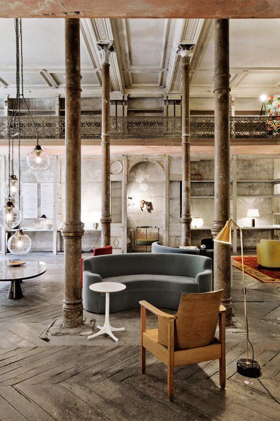 Loft Stil Beeindruckend On Andere In Masculine Interior Design Gavia Concept 2