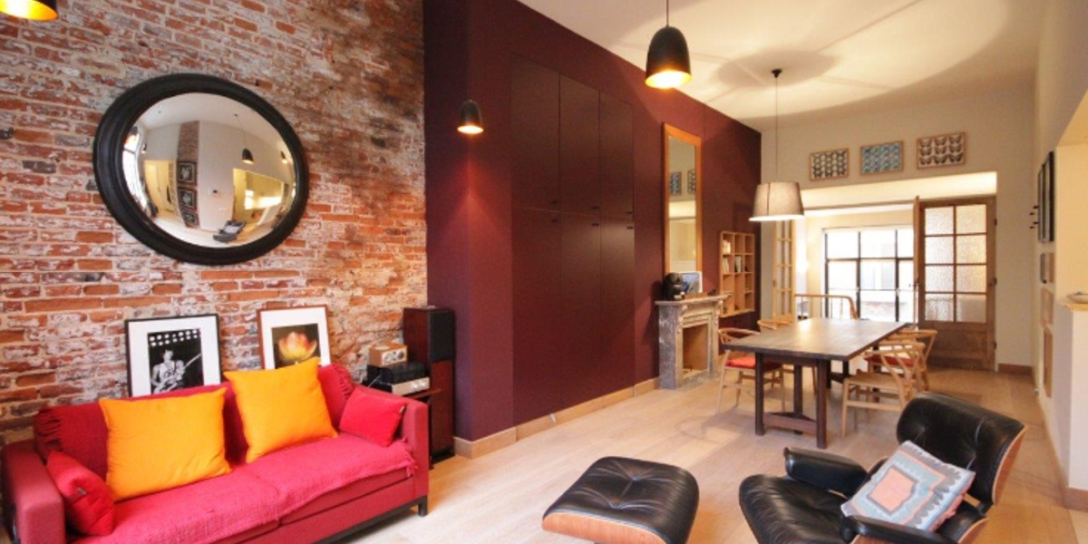 Loft Stil Bescheiden On Andere Für Schöne 1 Zimmer Wohnung 75 Qm Free Room Bremen 6