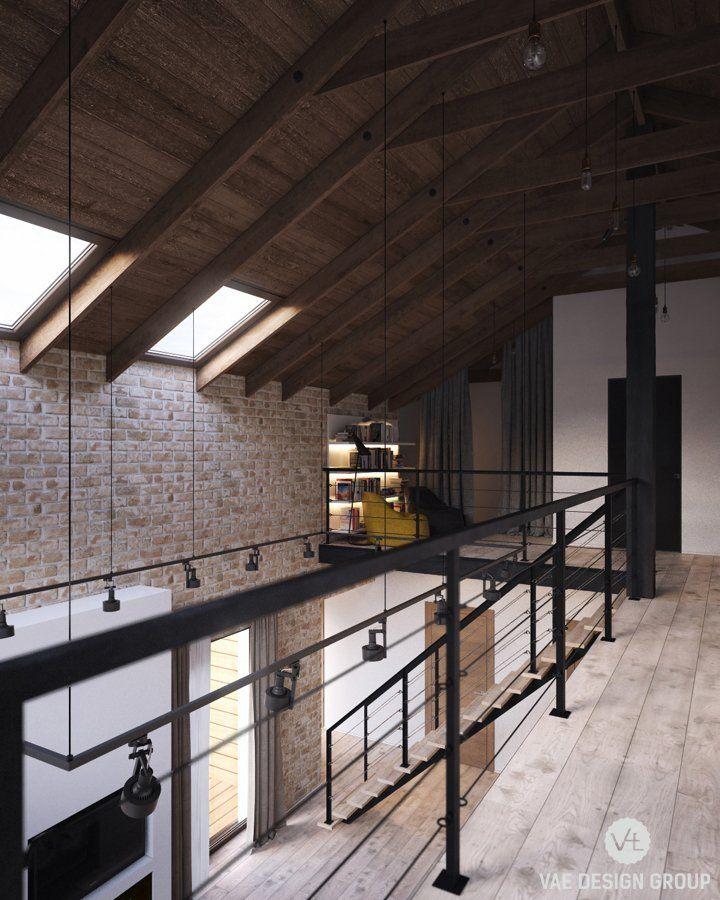 Loft Stil Einfach On Andere In Stilfinder Homestory Lofts Blog And Mansard Roof 5
