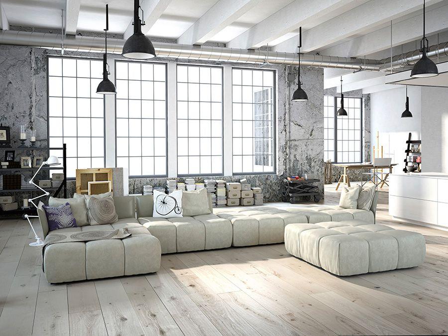 Loft Stil Nett On Andere Für Industrial Vintage Wohnhaus Masculine 1