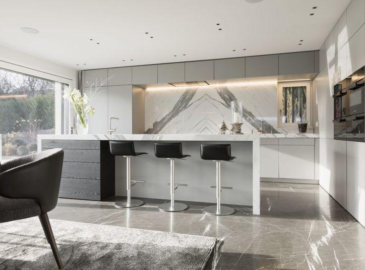 Luxus Deko Für Küche Exquisit On Andere In Bezug Auf Mit Kochinsel Beeindruckend 5