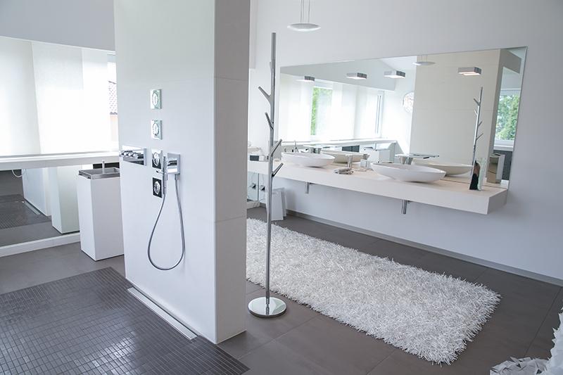 Luxusbad Charmant On Andere Und Mit Riesendusche Freistehender Badewanne Planungswelten 1