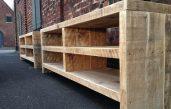 Möbel Aus Bauholz Selber Bauen