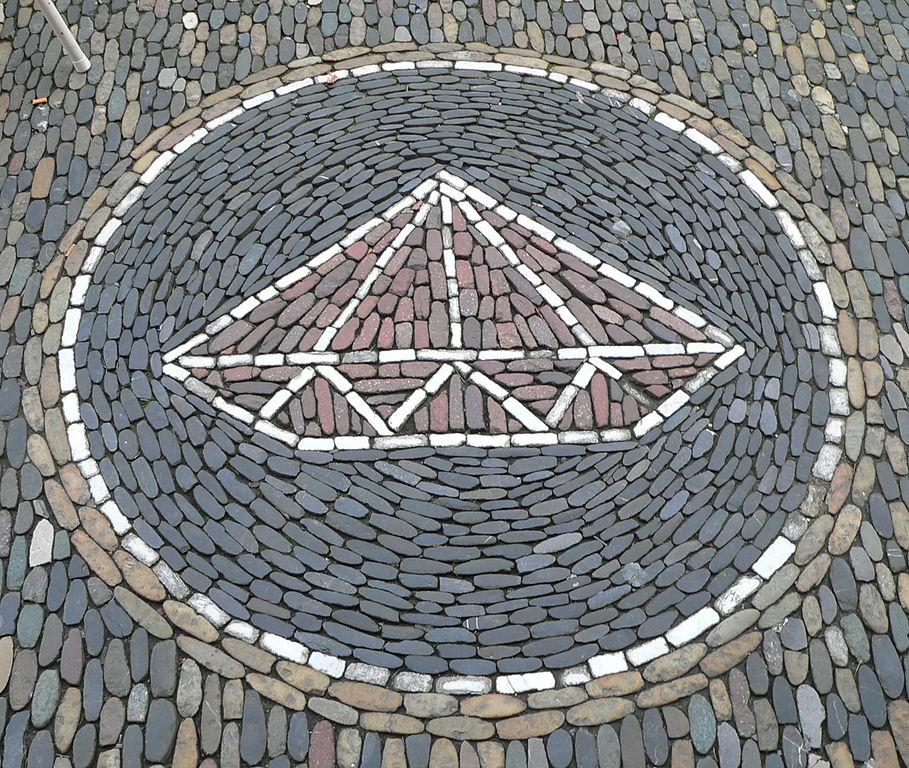 Mosaik Flie Großartig On Andere überall File Freiburg P1150290 JPG Wikimedia Commons 1
