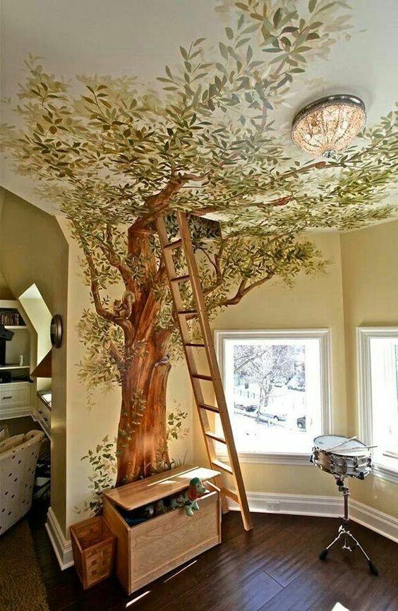 Naturbaum Deko Ausgezeichnet On Andere Für Erstaunlich Baum Wand ZiaKia Com 15 Amocasio 4
