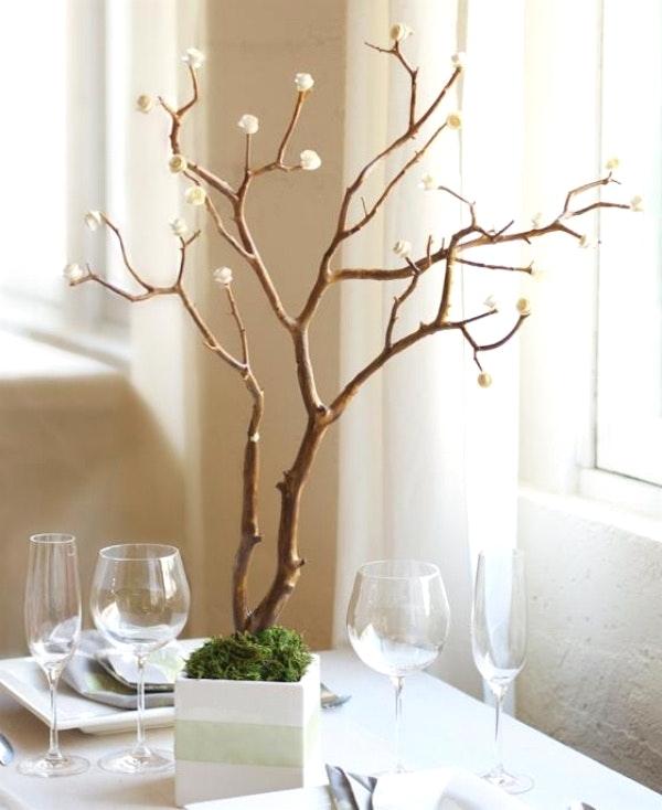 Naturbaum Deko