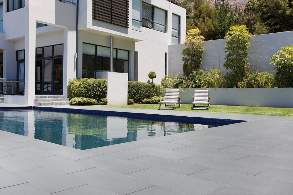Platten Pool Grau Glänzend On Andere Auf Soreno Für Garten Und Haus 7