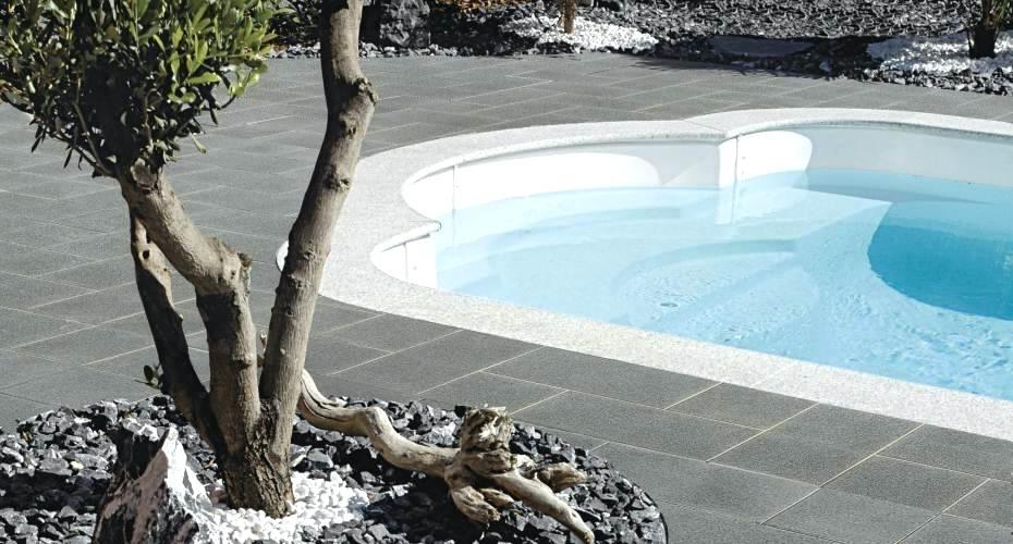 Platten Pool Grau Großartig On Andere Auf Am Ende German Design Architecture 1