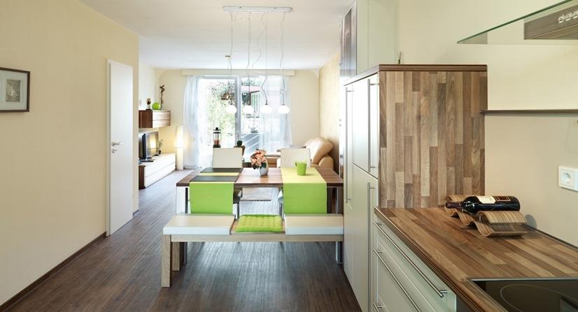 Reihenhäuser Einrichten Einfach On Andere Beabsichtigt Wohnzimmer Im Reihenhaus Tipps Tricks 3
