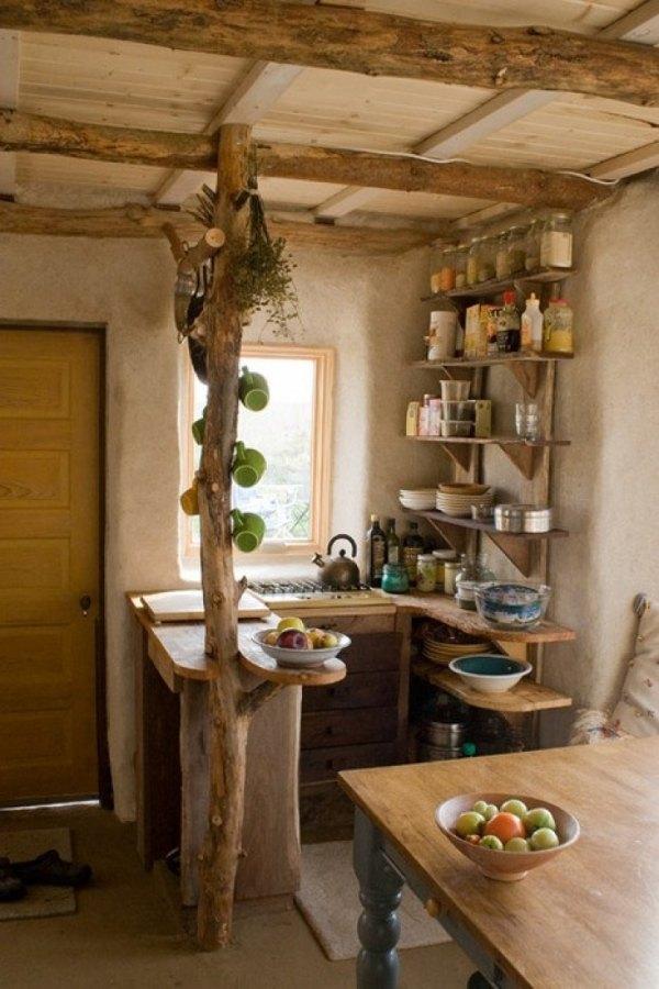Rustikale Einrichtung Beeindruckend On Andere Auf Mini Küche Rustikal Landhausstil Ideen Accessoires 7