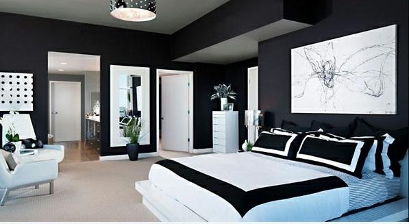 Schwarz Weiß Jugendzimmer Einzigartig On Andere Und 15 Einzigartige Schlafzimmer Ideen In Wei Genial 8