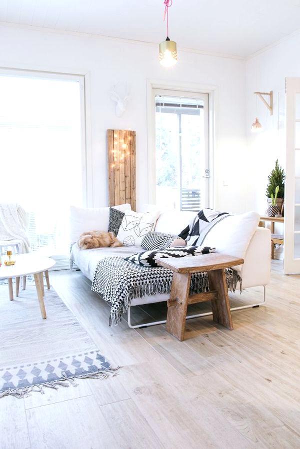Skandinavisch Einrichten Glänzend On Andere überall Wohnzimmer 7