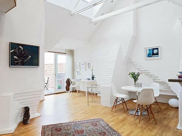 Skandinavisch Einrichten Kreativ On Andere Mit Ihre Moderne Wohnung 9