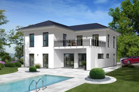 Stadtvilla Fertighaus Ausgezeichnet On Andere In Luxus City Villa Schon Ab 111 999 Allkauf 2