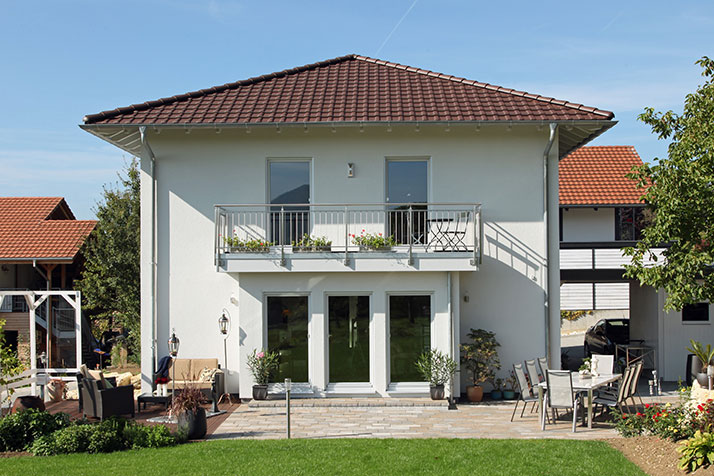 Stadtvilla Fertighaus Herrlich On Andere Für BRAVUR 130 Modernes Mit 133 M Wohnfläche 1