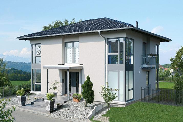 Stadtvilla Fertighaus Imposing On Andere Für BRAVUR 550 Modernes Mit 178 M Wohnfläche 3