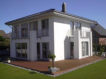 Stadtvilla Fertighaus Perfekt On Andere Mit Schlüsselfertig Häuser Moderne 7