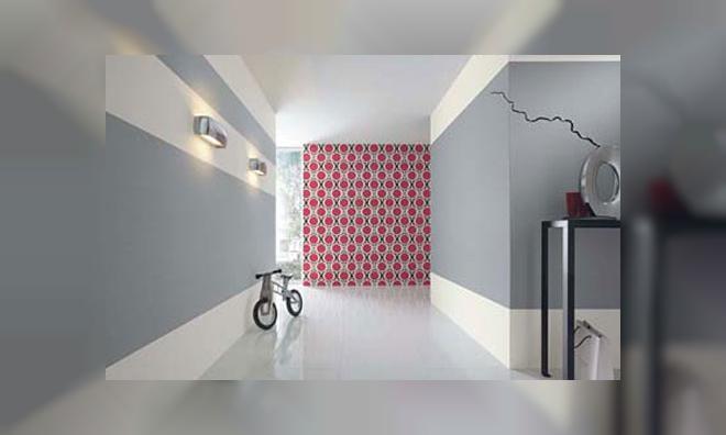 Tapeten Und Farben Unglaublich On Andere Auf Wände Verschönern Mit Farbe Mustern DAS HAUS 7