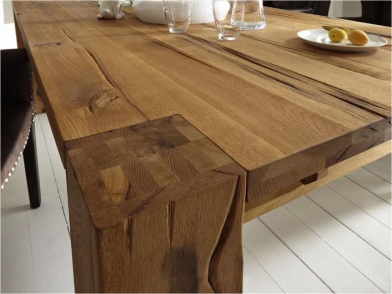 Tisch Massiv Bemerkenswert On Andere Beabsichtigt Massivholz Esstisch Luxus Esszimmertisch Esszimmer 9