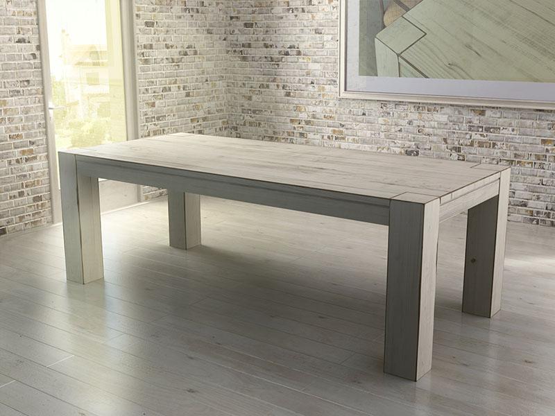 Tisch Massiv Charmant On Andere Beabsichtigt Esstisch Castella 4