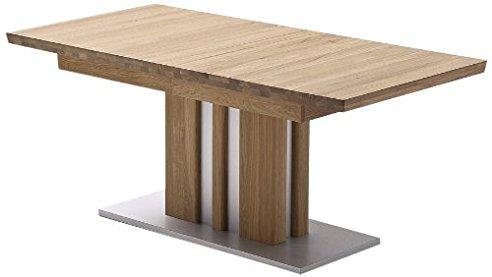 Tisch Massiv Einzigartig On Andere Und Robas Lund Esstisch Säulentisch Bolzano Ausziehbar Eiche 5