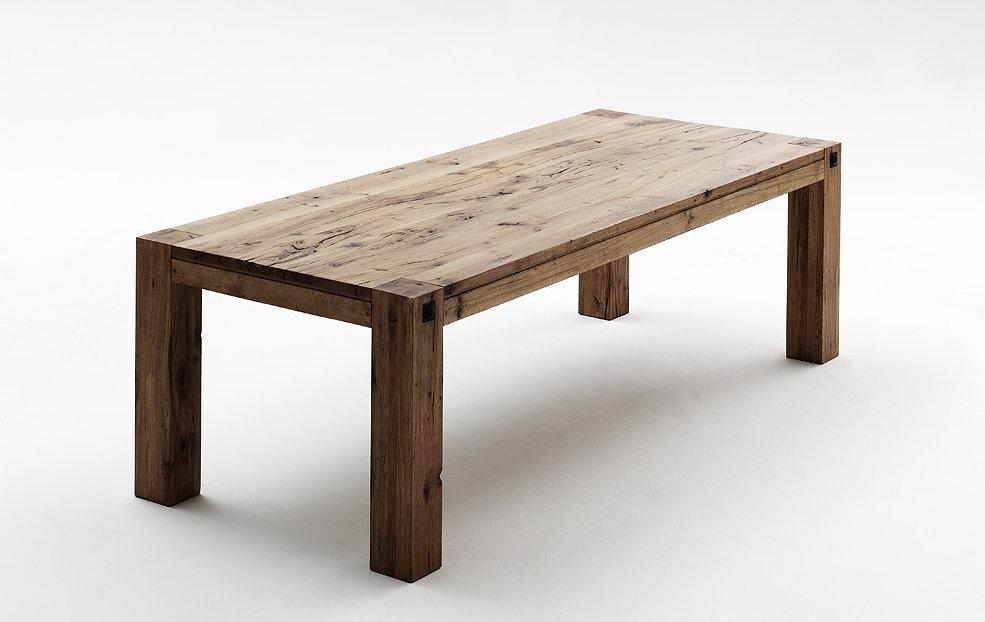 Tisch Massiv Exquisit On Andere Beabsichtigt Esstisch Eiche Luxus Bassano In 2