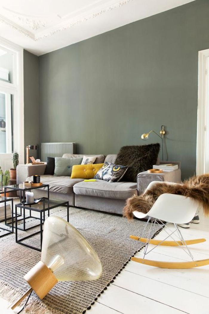 Trendwandfarben Schön On Andere In Jahrgang Schlafzimmer Interieur Zu Großartig Wandfarbe Trend 2