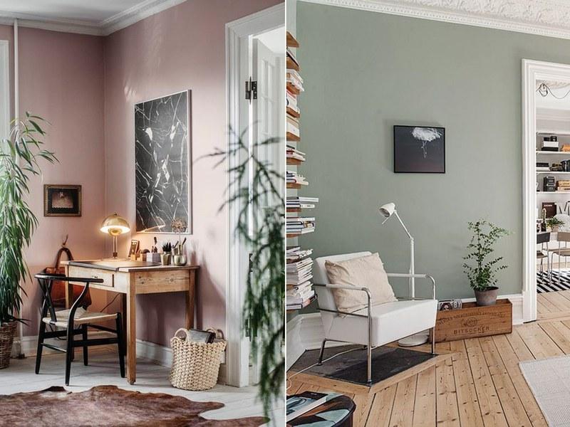 Trendwandfarben Unglaublich On Andere Und Lovely Trend Wandfarben Dekoration Küche Y Wandfarbentrend Rosa 3