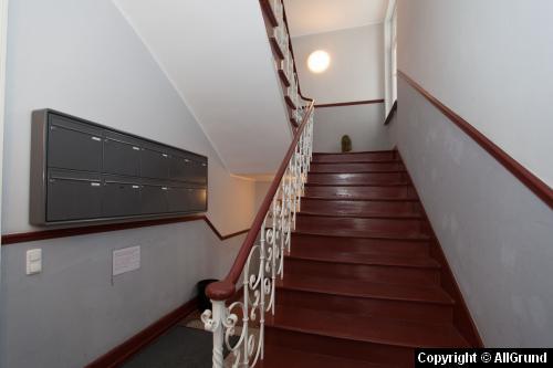 Treppenhaus Gestalten Altbau Glänzend On Andere In Bezug Auf Entzückend Sanierung 6