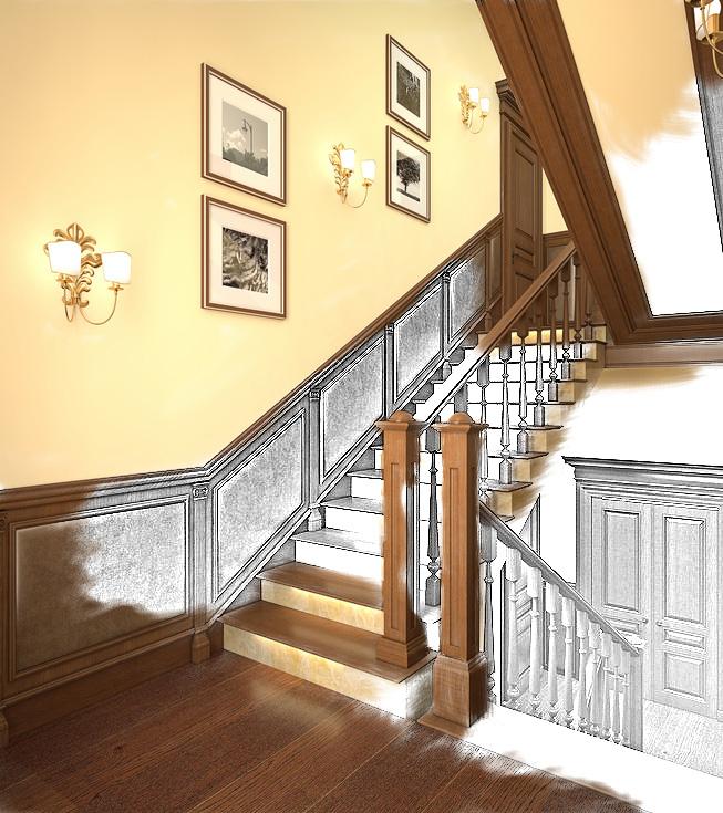Treppenhaus Gestalten Altbau Stilvoll On Andere Mit Bilder Concepttravel Us 7