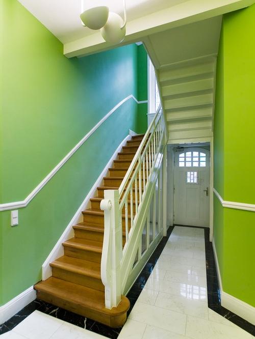 Treppenhaus Gestalten Altbau Wunderbar On Andere Für Renovieren 63 Ideen Zum Neuen Streichen 8