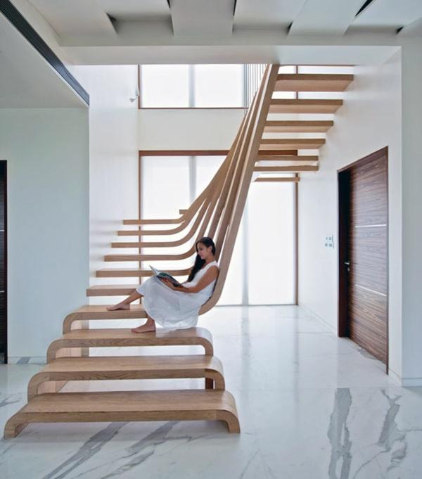 Treppenhaus Gestalten Exquisit On Andere In Wie Machen Das Die Designer 5