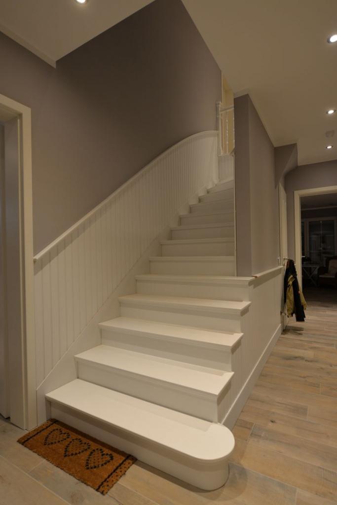 Treppenhaus Streichen Erstaunlich On Andere Auf Innenarchitektur Geräumiges Die Besten 20 3