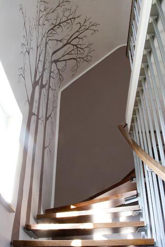 Treppenhaus Streichen Glänzend On Andere überall Nach Der Blöden Grippe Dieser Woche Melde Ich Mich Nun Endlich 1