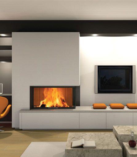 Tv Mit Kamin Schön On Andere Auf Inbouwhaarden En TV Wandmeubel Google Zoeken Modern Fireplaces 8