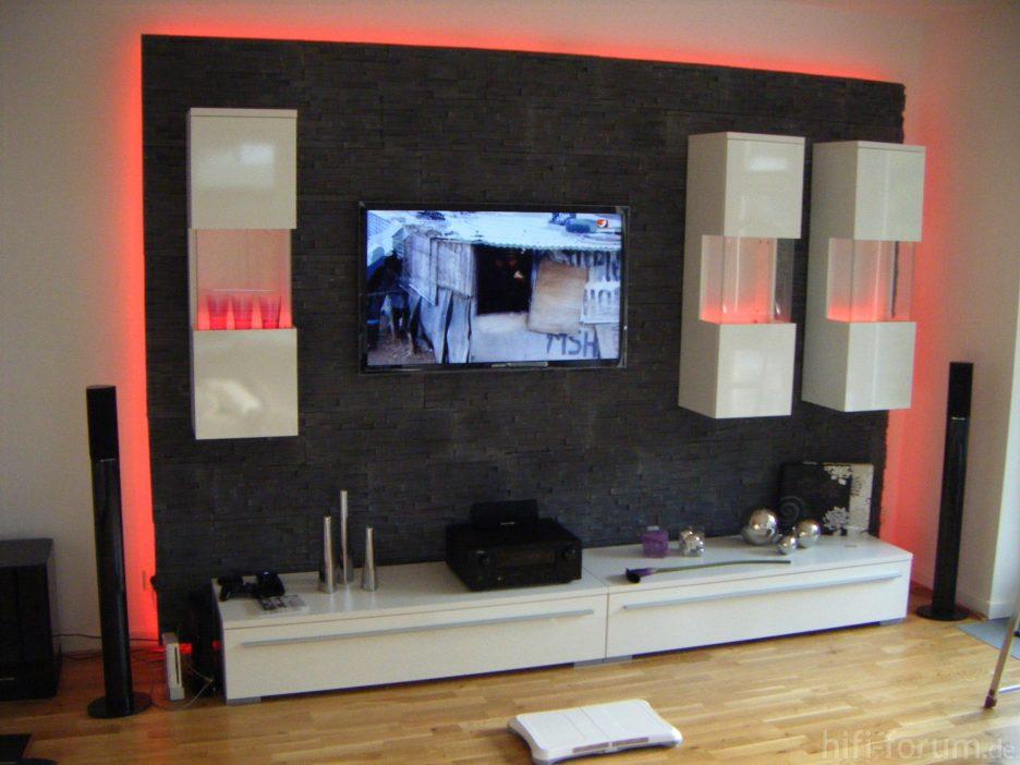 Tv Wandverkleidung Stilvoll On Andere Und Ideen Schönes 5