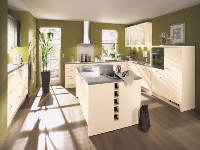 U Küchen Mit Insel