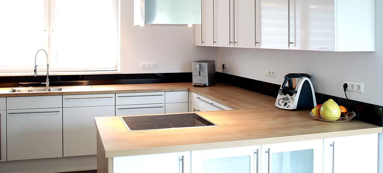 U Küchen Mit Insel Nett On Andere Beabsichtigt Crafty Inspiration Kuchen Küche In Form Geplant Home 9