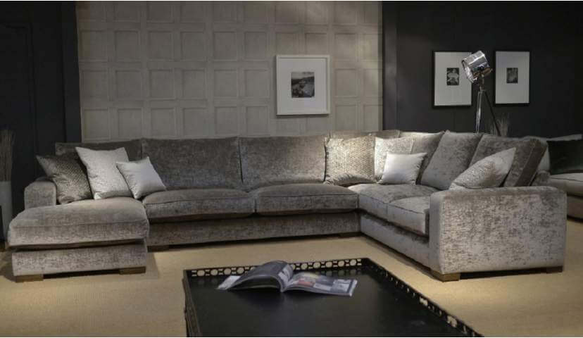 U Sofa Einfach On Andere Innerhalb Ashdown Shaped Sofas Darlings Of Chelsea 1