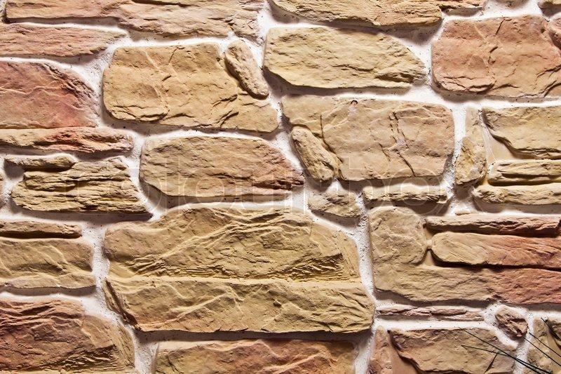 Wand Aus Naturstein Bescheiden On Andere Innerhalb Hintergrund Der Stockfoto Colourbox 5
