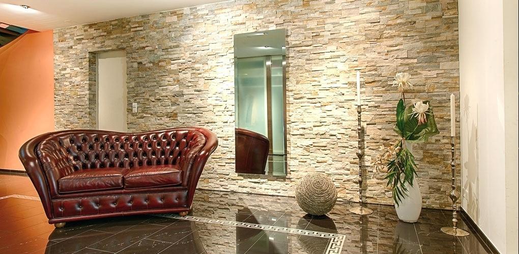 Wand Aus Naturstein Exquisit On Andere Mit Wandverkleidung Innen Fa 1 4 R Boden Und