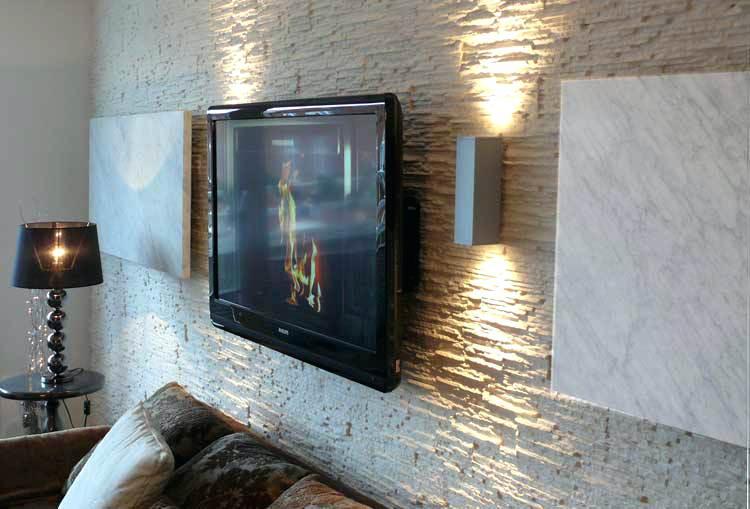 Wand Aus Naturstein Modern On Andere Und Stein Innen Best Schn Zusammen 3