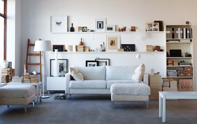 Wand Gestalten Mit Stoff Einfach On Andere überall Wandgestaltung Krative Ideen Für Kahle Wände SCHÖNER WOHNEN 9
