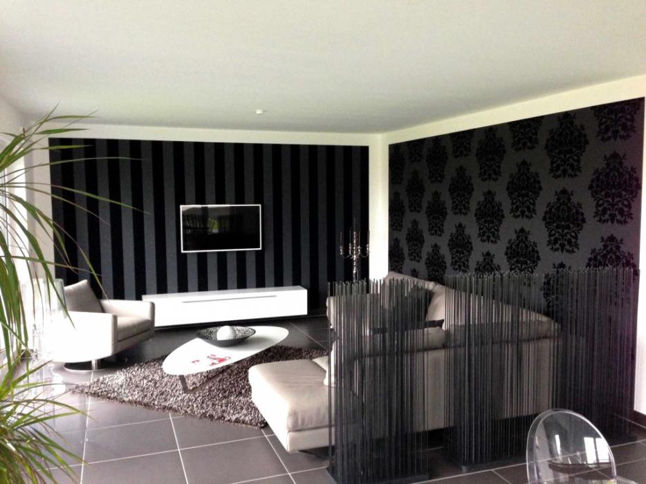Wanddesign Beeindruckend On Andere Und Wohndesign Elegant Fantastisches 7