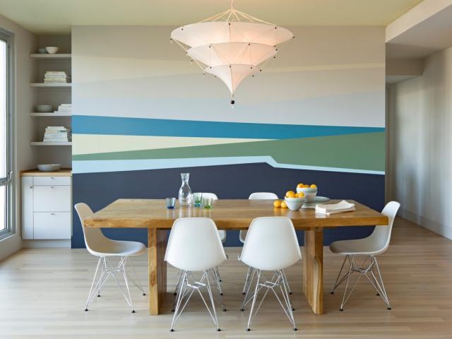 Wände Esszimmer Kreativ On Andere Auf Essecke Streichen Ideen Fur Wanddeko Im 11 Tipps Für 8