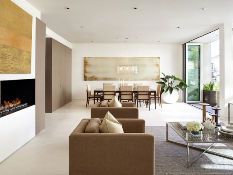 Wände Esszimmer Stilvoll On Andere Innerhalb Wandgestaltung Im 25 Originelle Designs Ideen 7